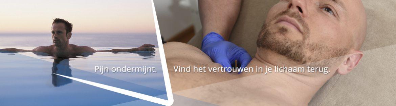 Pijn ondermijnt. Theo Tijs Fysotherapie Breda.